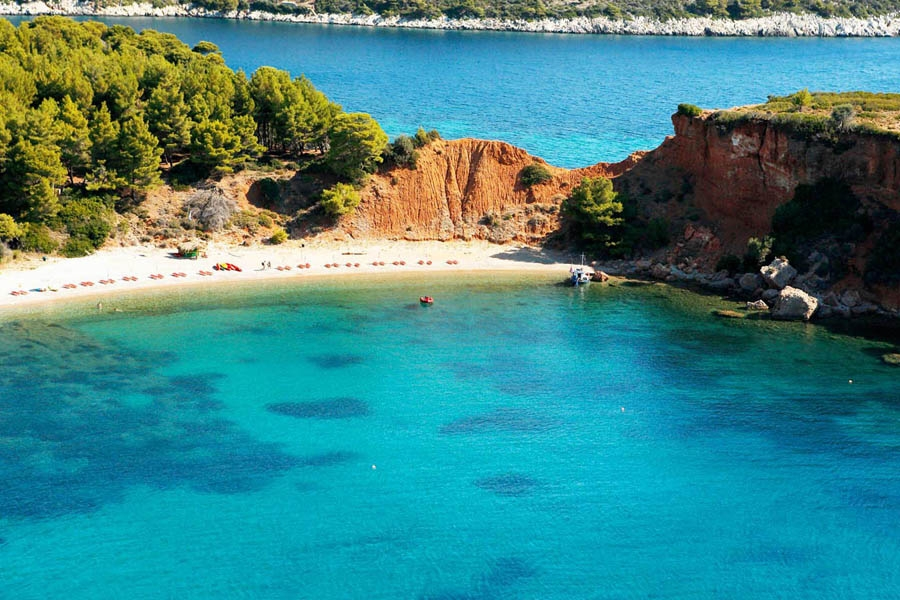 Beaches, Pension Oniro Votsi Alonissos beach rooms studio apartments